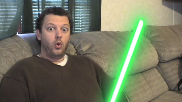 lightsaber dick